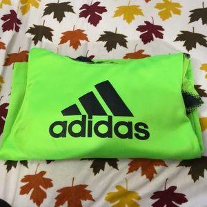 Boys adidas sweatshirt.  new size 10/12.